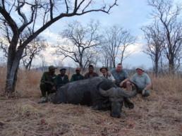 Jagt Zambia