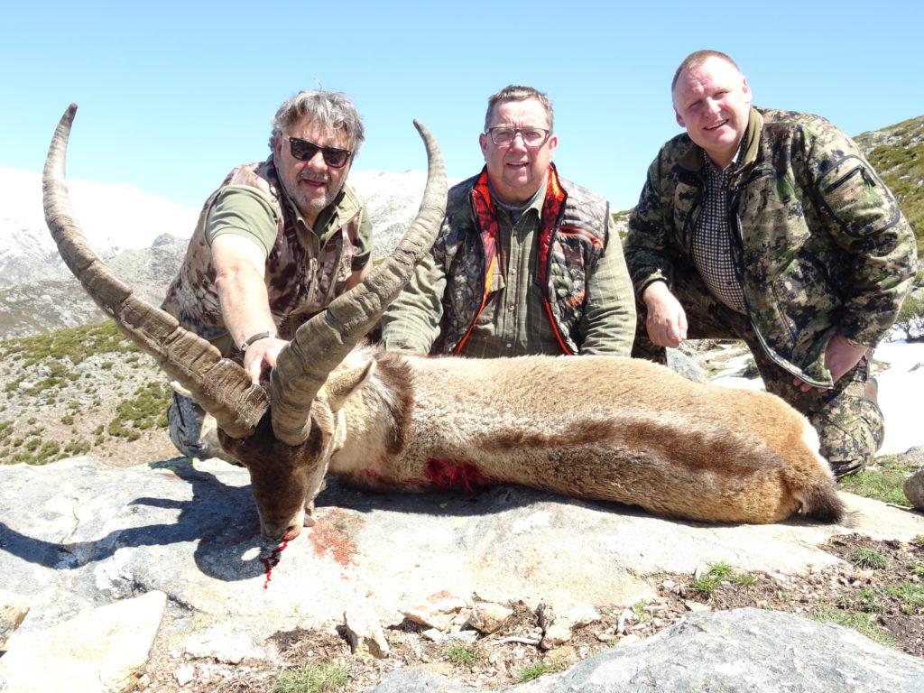 Jagt Spanien